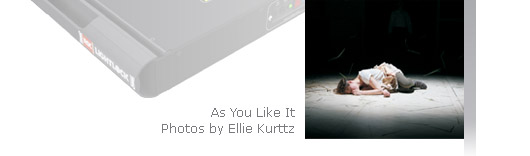 As You Like It. Photos by Ellie Kurttz